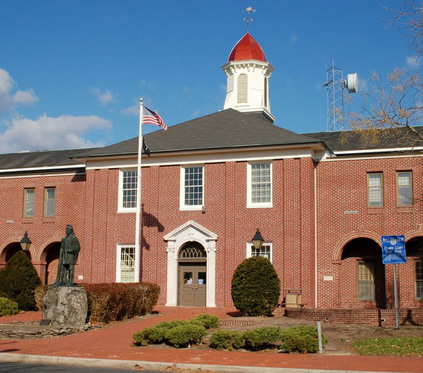 Mays Landing Historic Court Complex Renovation