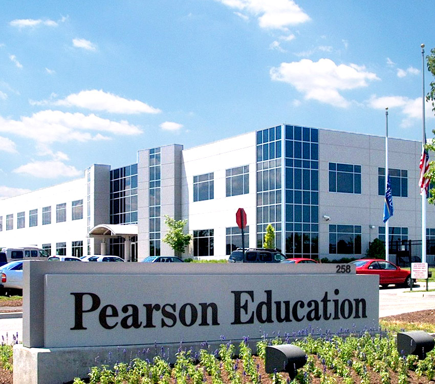Pearson Education Distribution Warehouse