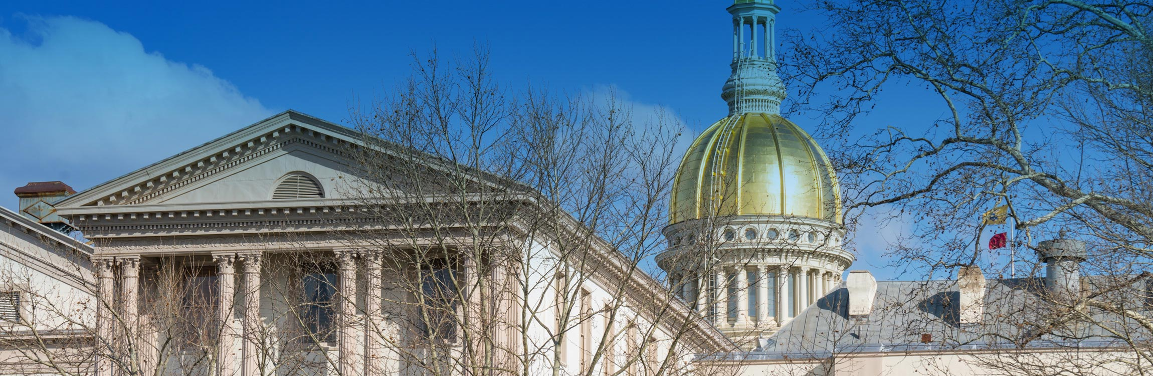 Trenton, NJ State House